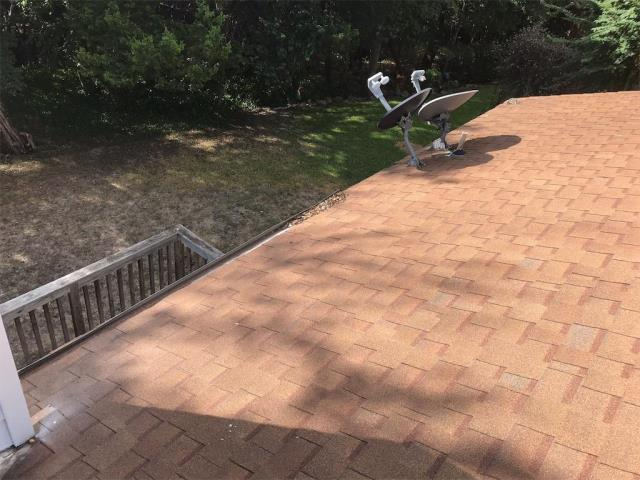 Austin, TX - Roof replacement in Austin Texas for rental home.