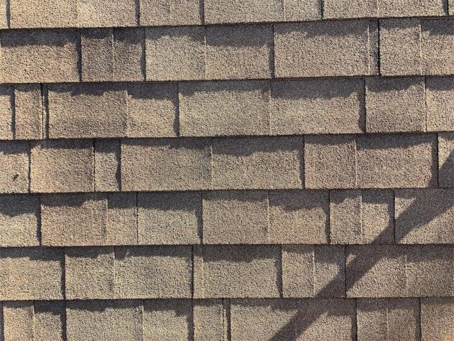 Georgetown, TX - Roof Inspection in Texas Traditions Neighborhood of Georgetown Texas. Possible hail damage and insurance claim. Contacting insurance for a possible roof replacement.
