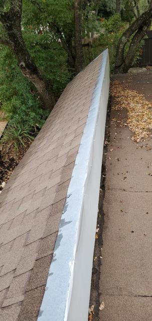 Austin, TX - Roof inspection for homeowner. Possible hail damage on roof.