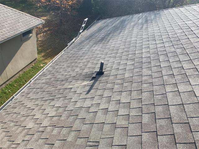 Georgetown, TX - Roof inspection on home in Georgetown Texas. House has had previous leaks and they are wanting a permanent repair on their roof.