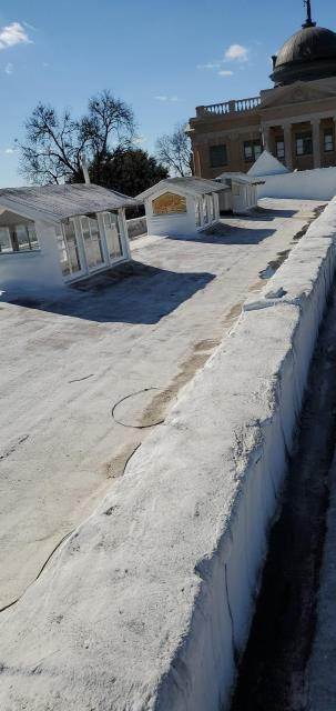 Georgetown, TX - Commercial building with active leak. Commercial repair complete for client in Georgetown Texas.