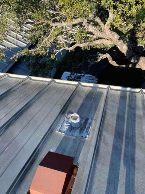 Georgetown, TX - Roof inspection and repairs completed for Commercial property and commercial building in Georgetown Texas. Client satisfied with work complete.