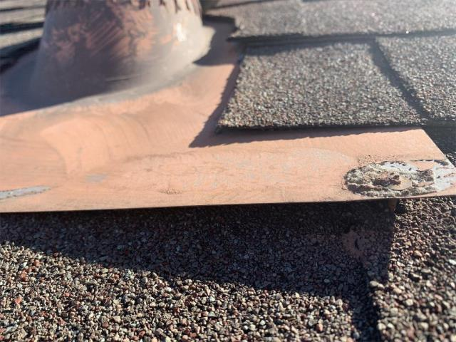 Georgetown, TX - Roof repair complete for client with active leak on roof in Georgetown Texas.