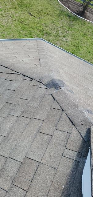 Leander, TX - Roofer Leander Texas that is helping real estate agents in times of need. No hail identified on these roofs!