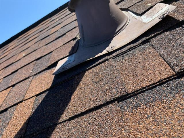 Georgetown, TX - Texas Traditions Roofing is your Georgetown Roofing Company providing roof repairs in Georgetown and surround cities as needed. This repair recommendation provided for the client with an active leak.