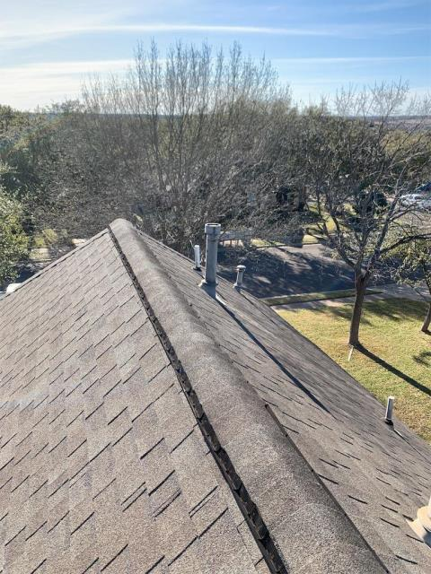 Georgetown, TX - Texas Traditions Roofing is your Georgetown Roofing Company providing this client with a residential hail bid per their specific request due to hail damage.