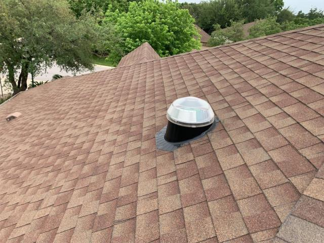 Georgetown, TX - Roofing company in Georgetown Texas near Sun City neighborhood that can help with residential roof storm damage. We are experts in hail claims and insurance process. Call Texas Traditions Roofing today for your roof needs.