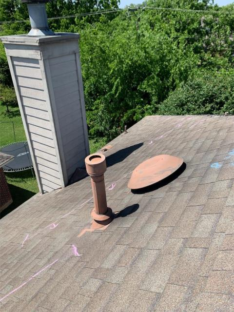Georgetown, TX - Residential Roofing Company in Georgetown Texas that handles all hail damage claims with insurance companies via a free roof inspection. Texas Traditions Roofing is your local roofing company to call when you need a roof inspection.