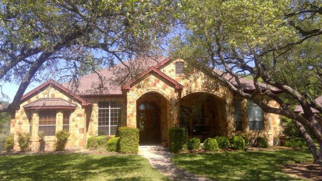 Georgetown, TX - GAF Timberline HD Golden Pledge