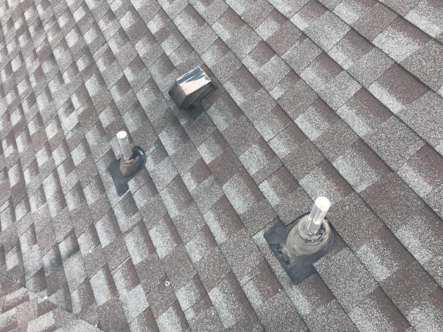Georgetown, TX - Sun City Georgetown Texas Roof Repair replace vent pipe boots