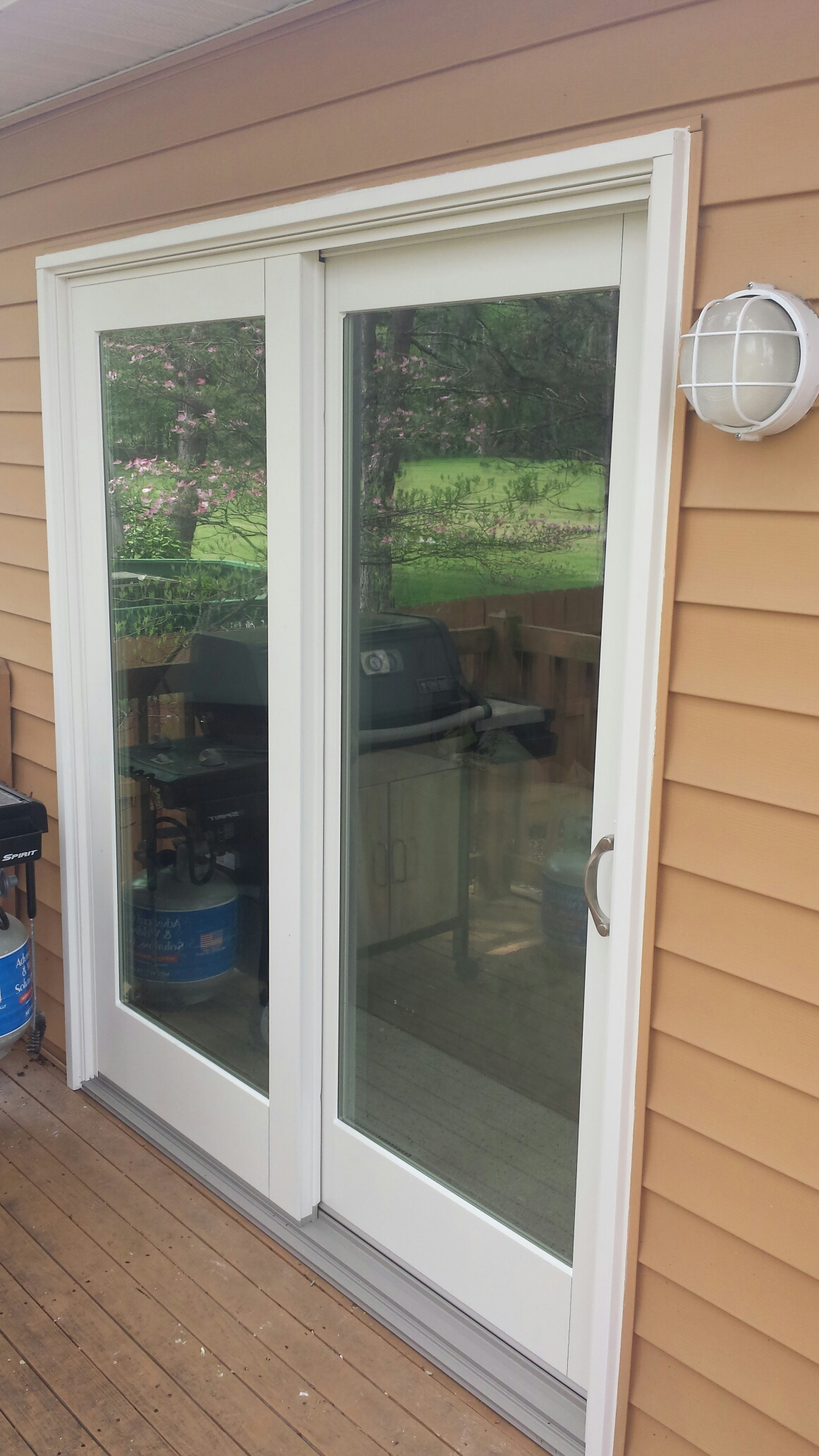 Mentor, OH - A perfect patio door install in Mentor..Renewal by Andersen