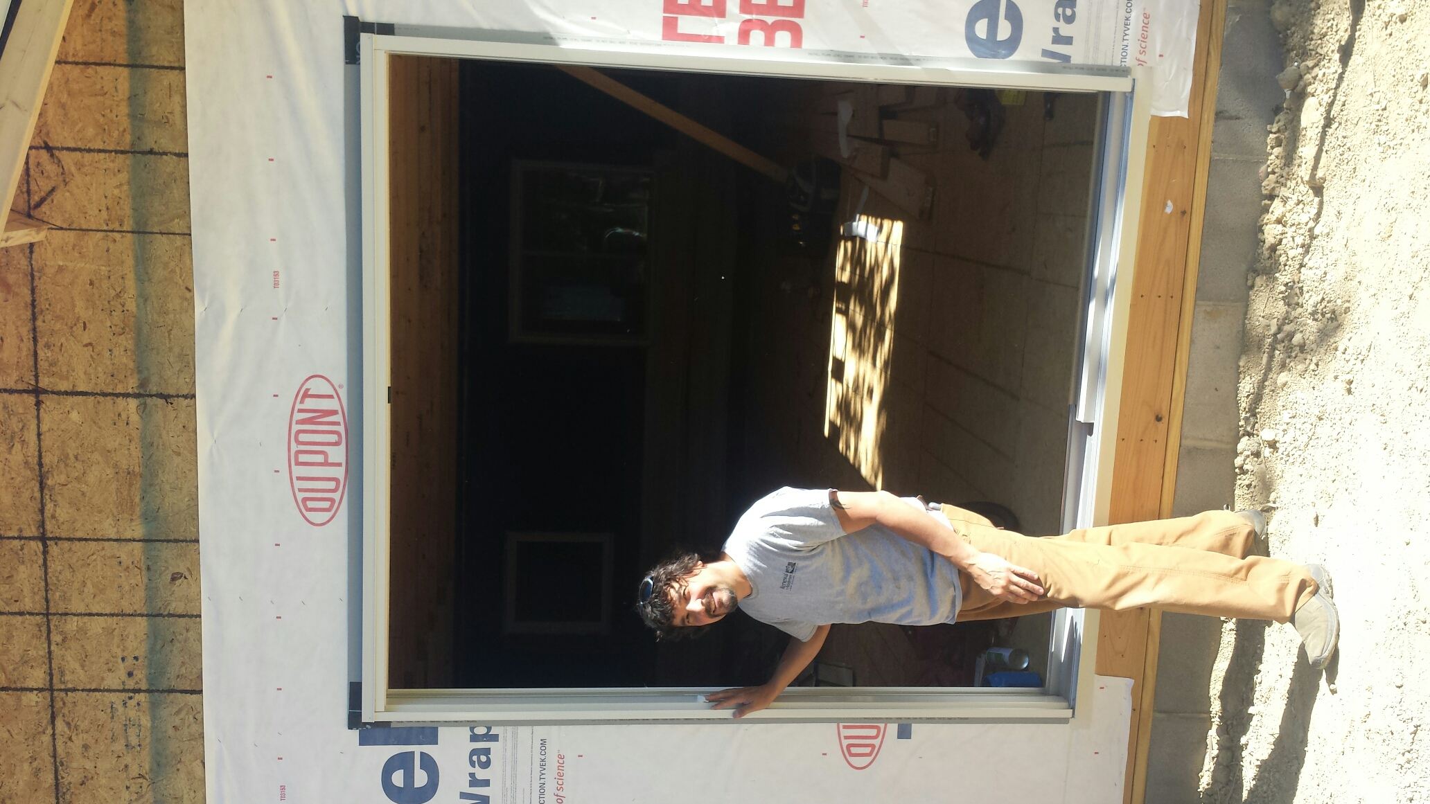 Mentor, OH - Installing a beautiful patio door in Mentor..Renewal by Andersen