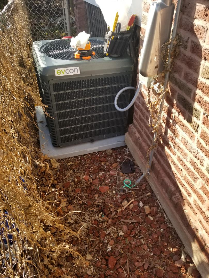 Merrillville, IN - Performed AC installation for Goodman