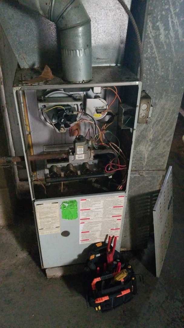 Chicago, IL - Repair carrier furnace