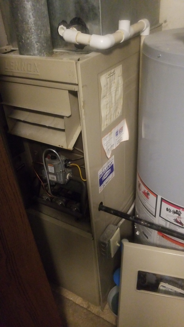 Merrillville, IN - Repair furnace and airconditioning unit
