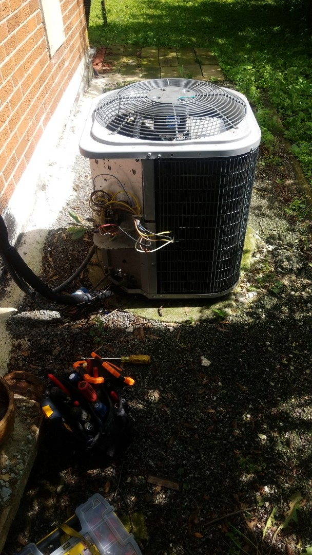 Homewood, IL - Repair carrier airconditioning unit