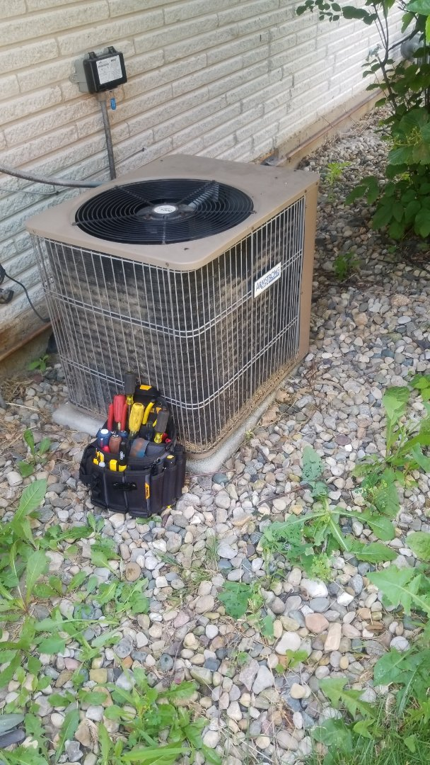 Gary, IN - Repair Armstrong airconditioning unit