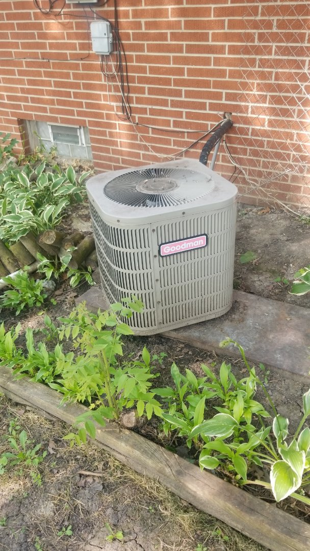 Merrillville, IN - Airconditioning estimate for new airconditioning unit
