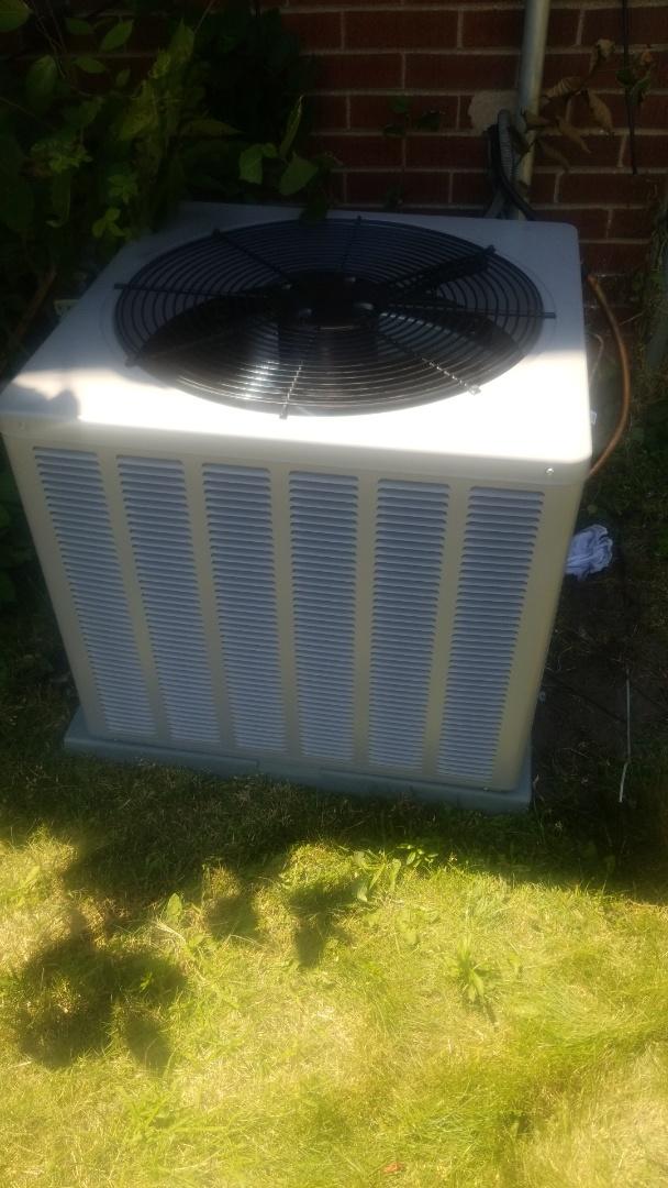 Merrillville, IN - Airconditioning installation