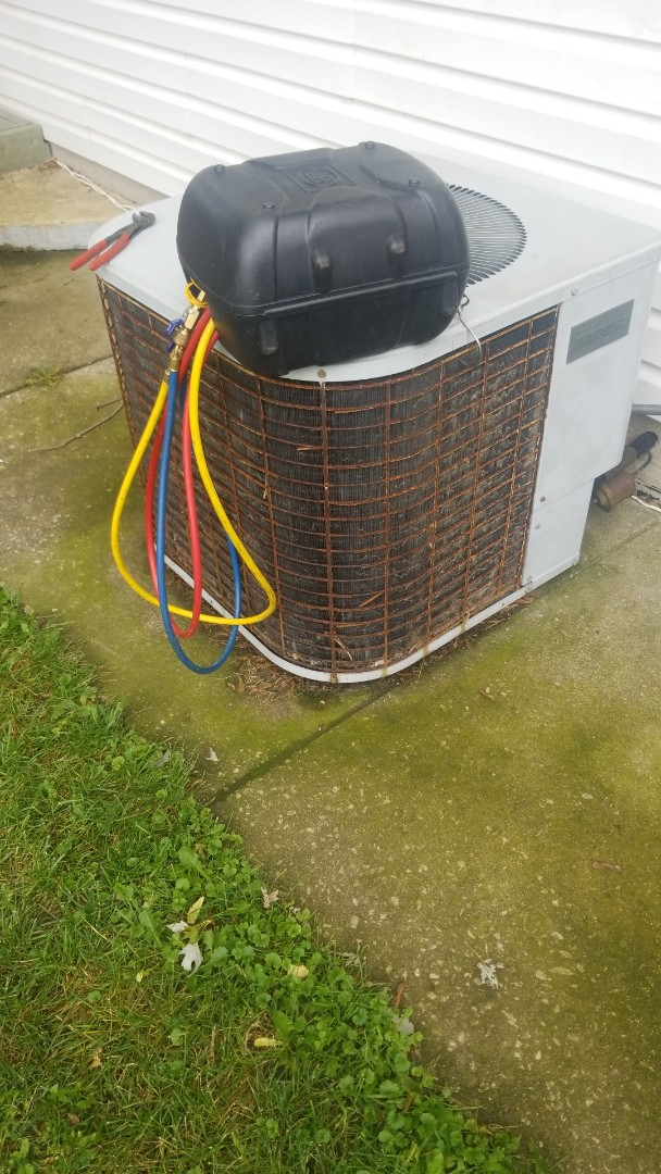 Lansing, IL - Airconditioning estimate