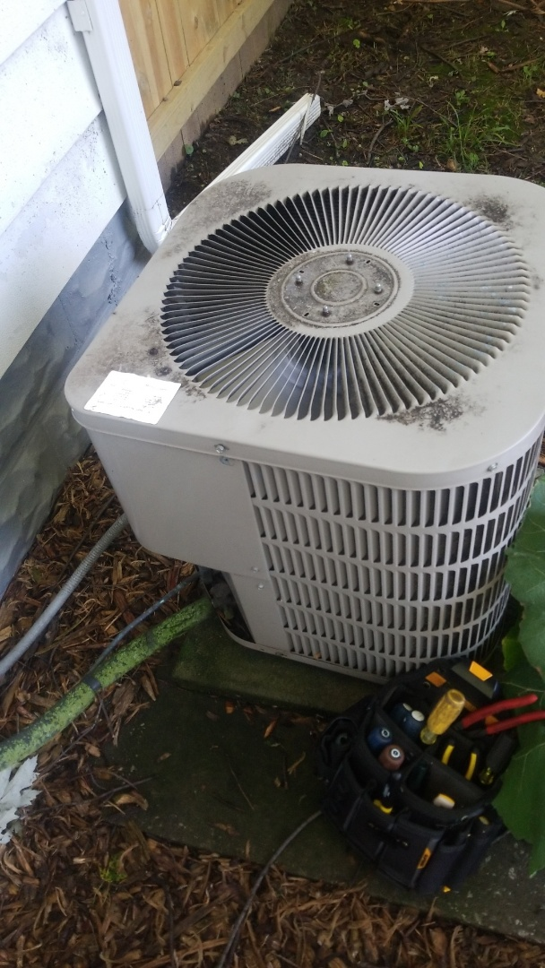 Merrillville, IN - Airconditioning repair replace cap assembly