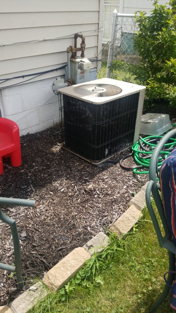 Griffith, IN - Airconditioning estimate