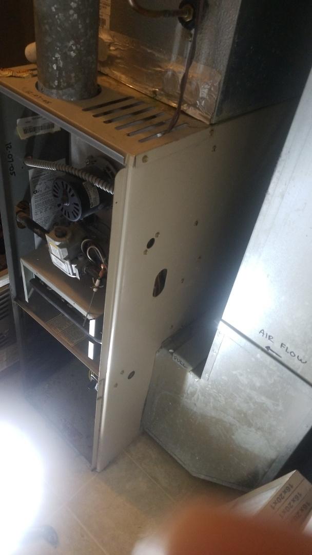 Merrillville, IN - Furnace maintenance