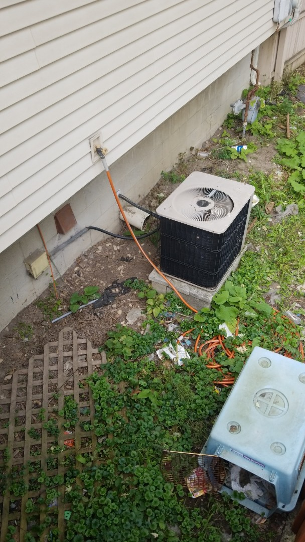 Merrillville, IN - New airconditioning estimate