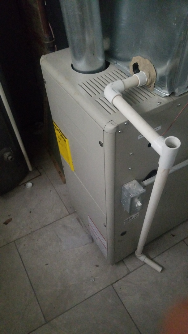 Chicago, IL - Furnace repair on Gibson furnace