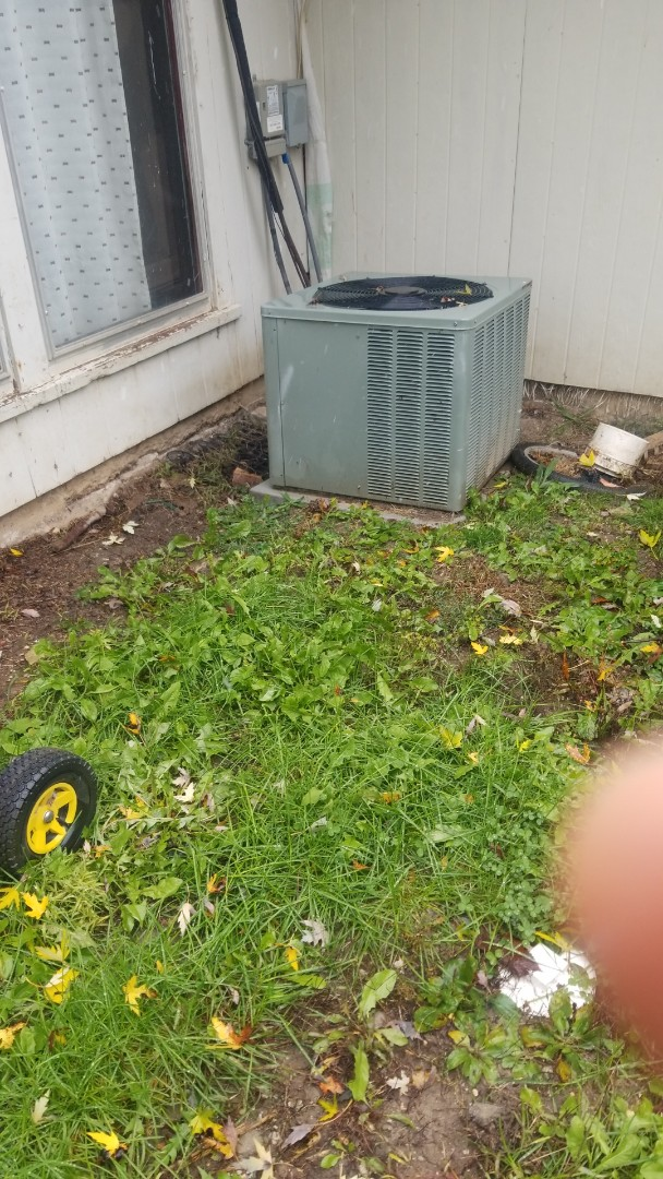 Richton Park, IL - Airconditioning estimate