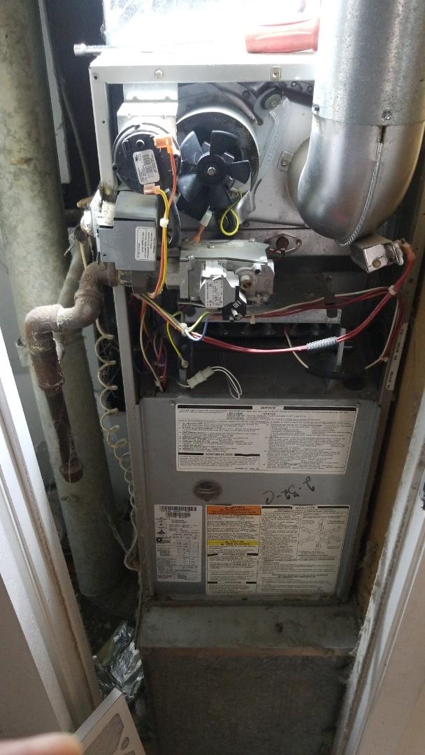 Richton Park, IL - Carrier furnace repair