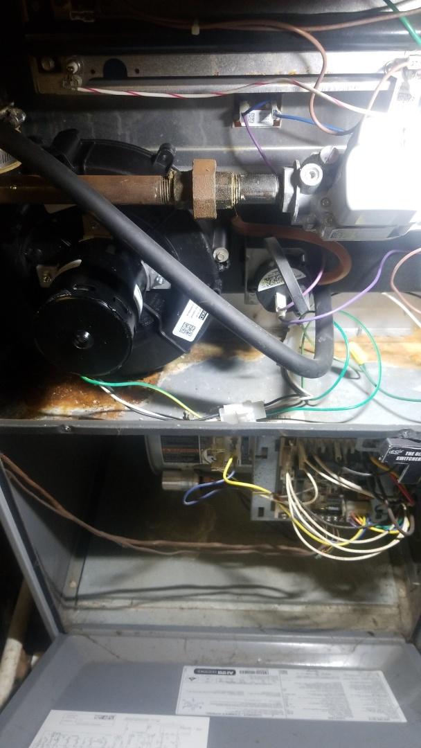 Merrillville, IN - Furnace repair motor