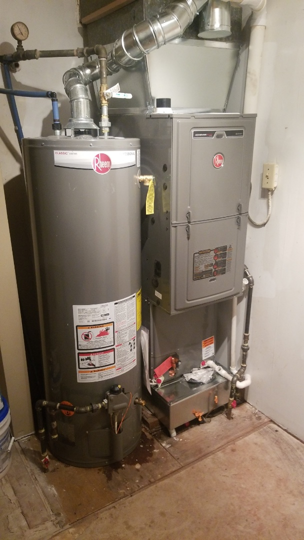 Gary, IN - Furnace installation