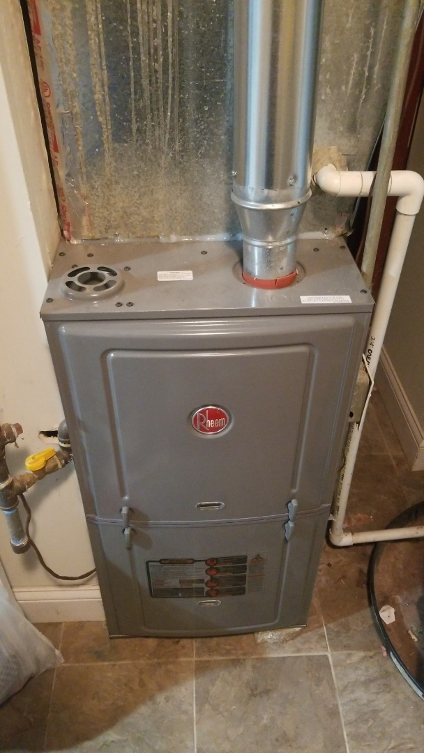 Crown Point, IN - Furnace clean and check