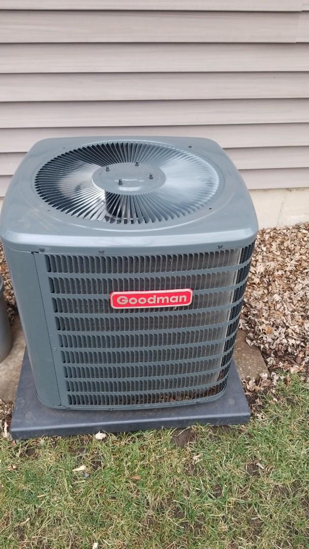 Merrillville, IN - Air-conditioning estimate