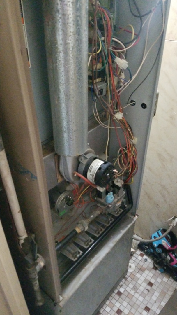 Dolton, IL - Lennox furnace is bad..heat exchanger cracked.. Estimate for new furnace