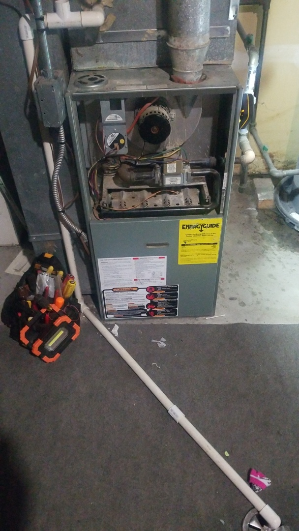 Calumet City, IL - Rheem furnace repair