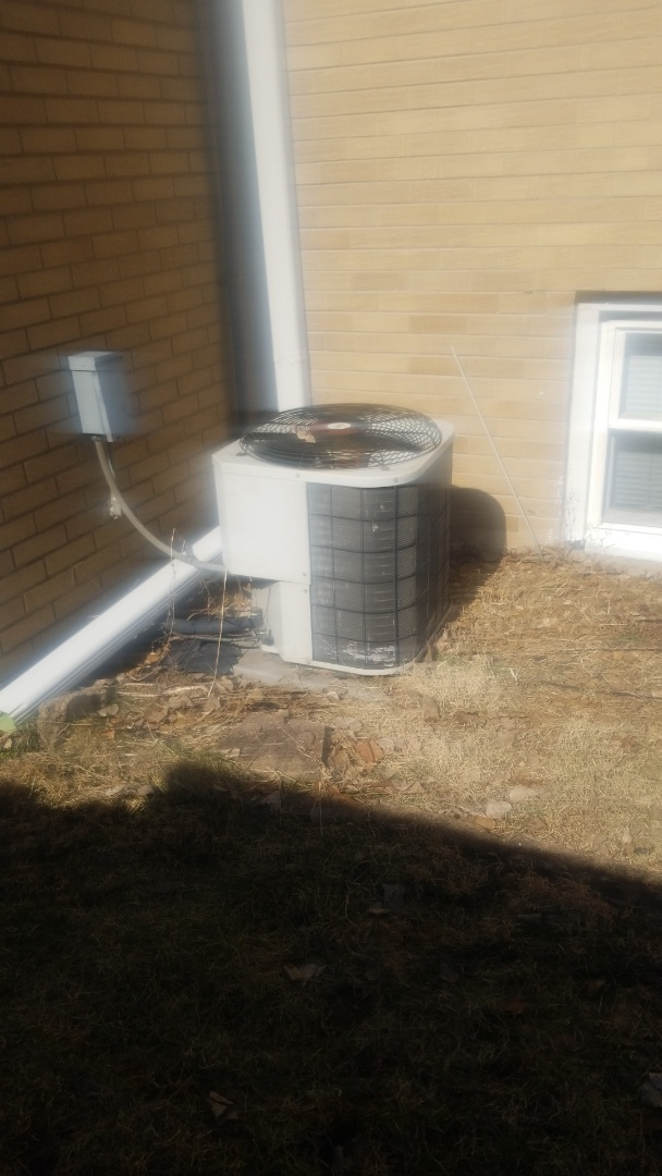 Homewood, IL - New airconditioning estimste