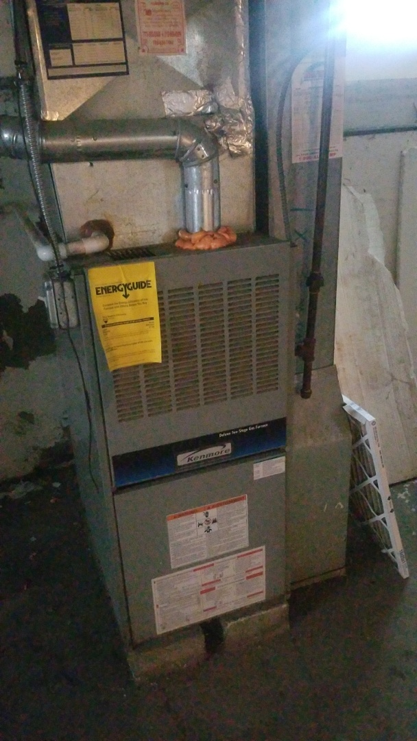 Crown Point, IN - Furnace repair
