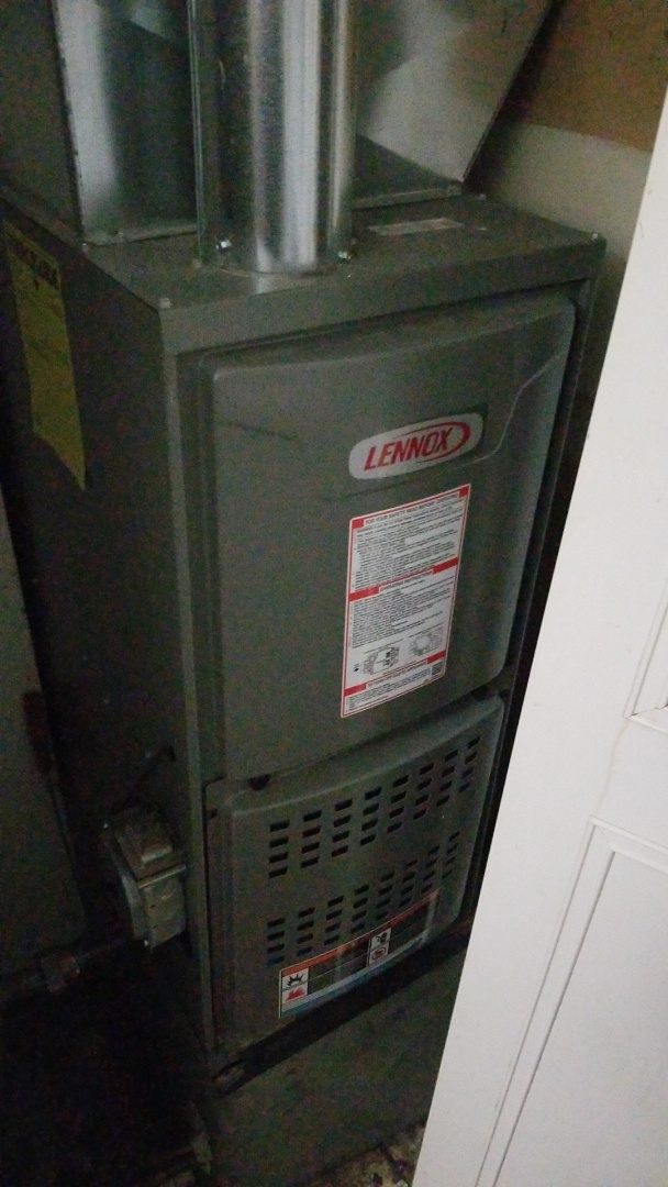 Chicago, IL - Furnace repair on Lennox
