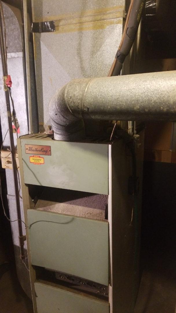 Gary, IN - New furnace and airconditioning estimate