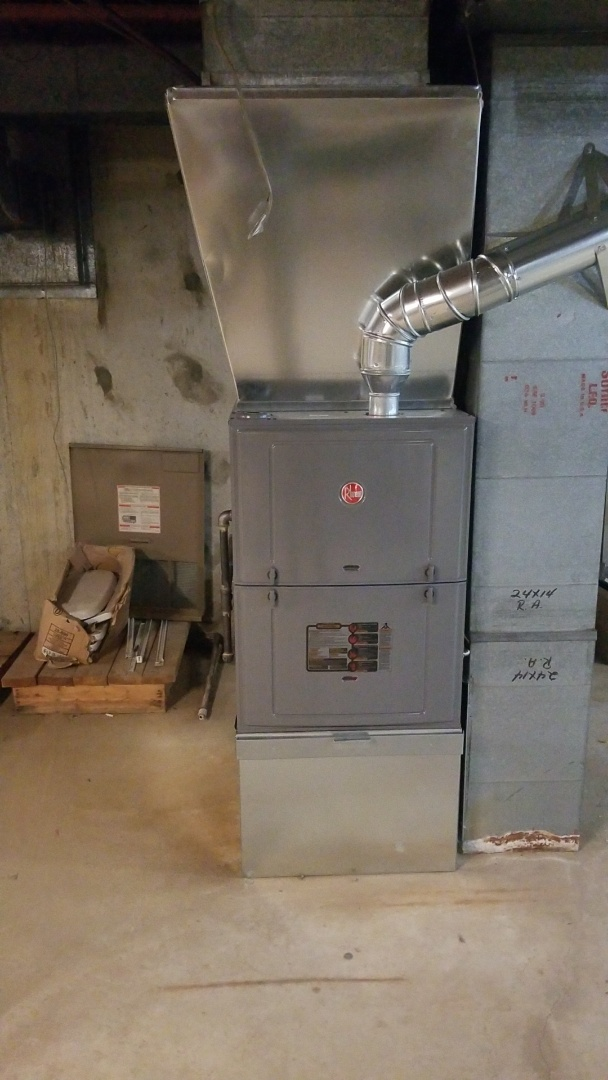 Crown Point, IN - New air-conditioning estimate
