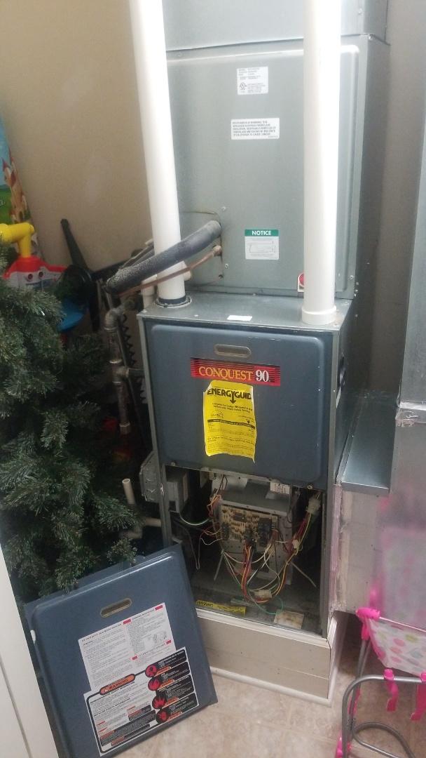 Munster, IN - Air-conditioning repair