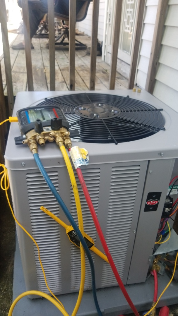 Gary, IN - Air-conditioning service