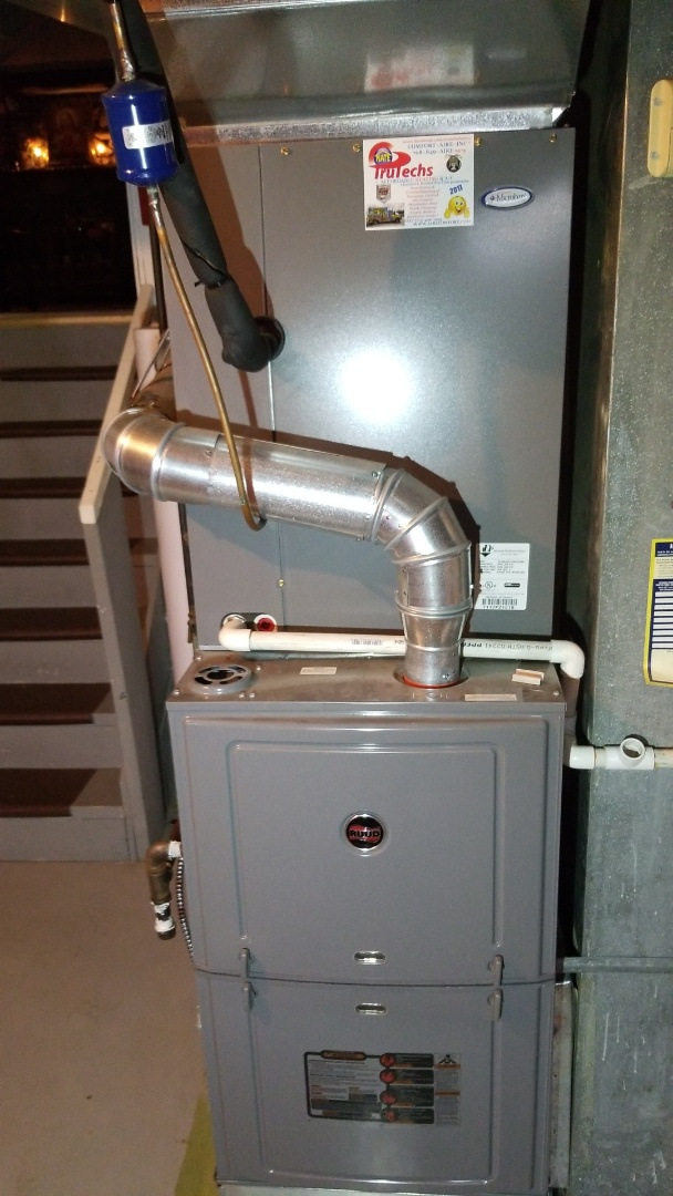 Orland Park, IL - Airconditioning maintenance
