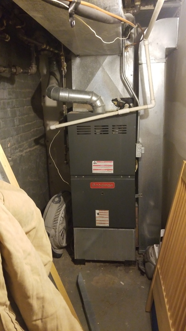 Chicago, IL - Airconditioning maintenance