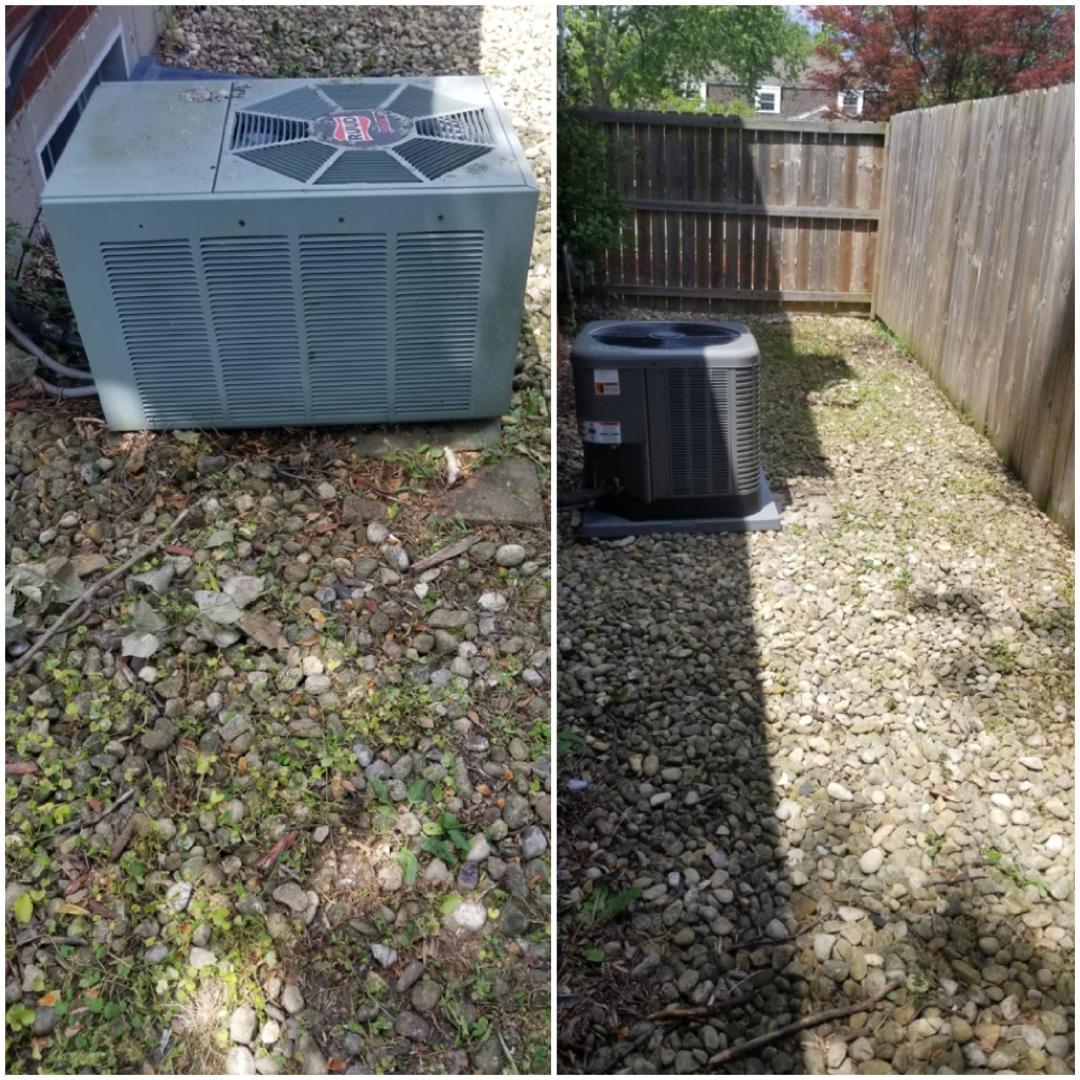Homewood, IL - New airconditioning installation