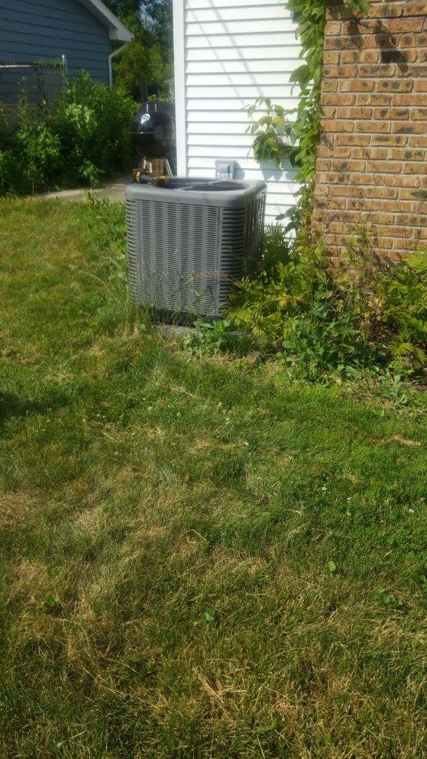 Homewood, IL - Rheem airconditioning maintenance