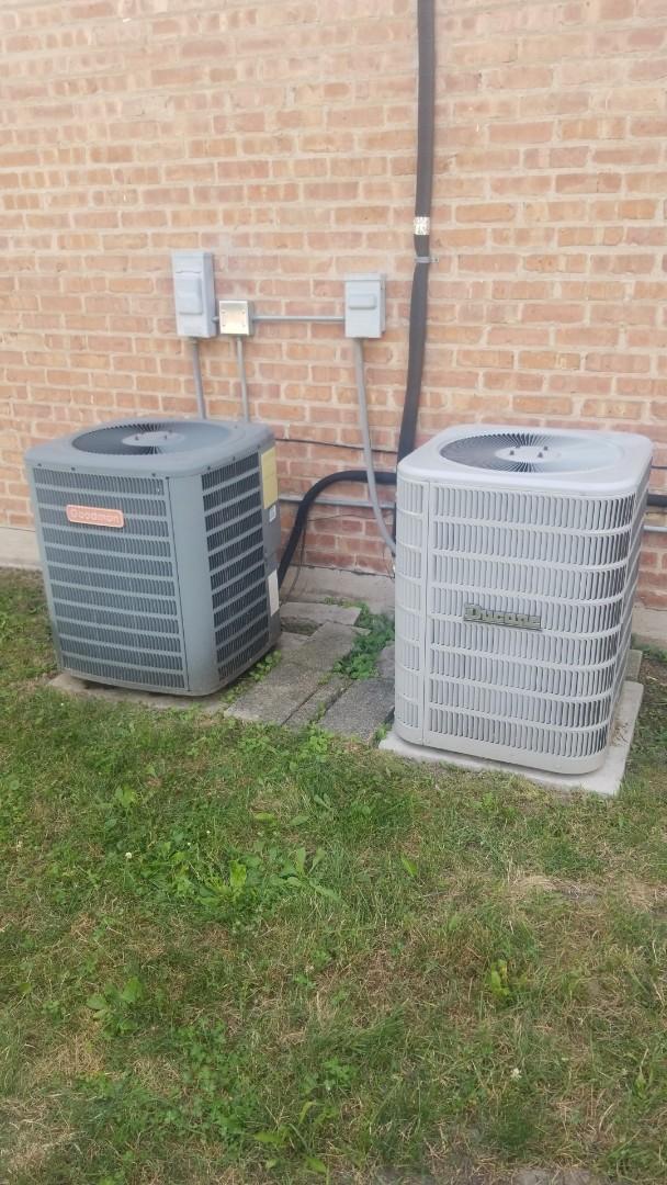 Calumet City, IL - New airconditioning estimate