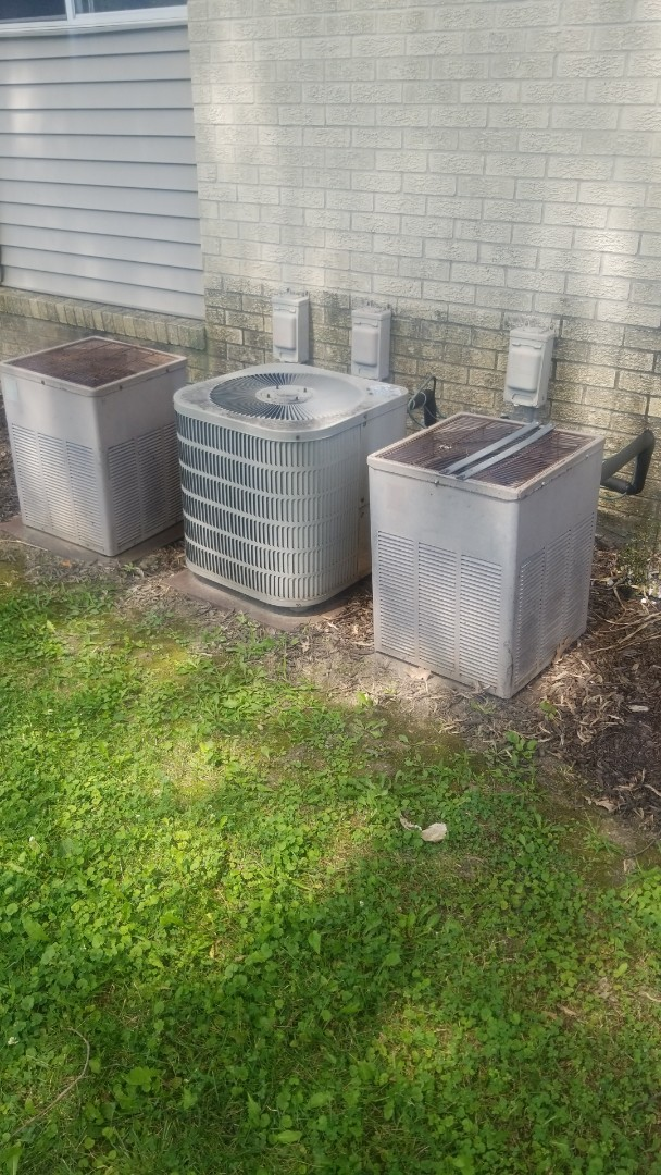 Crown Point, IN - Airconditioning maintenance